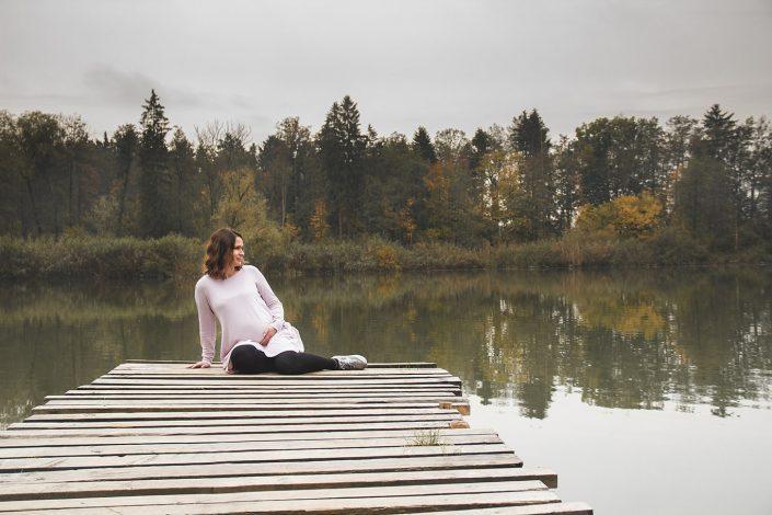 Fotografiranje nosečnic © Anja Burgar Photography