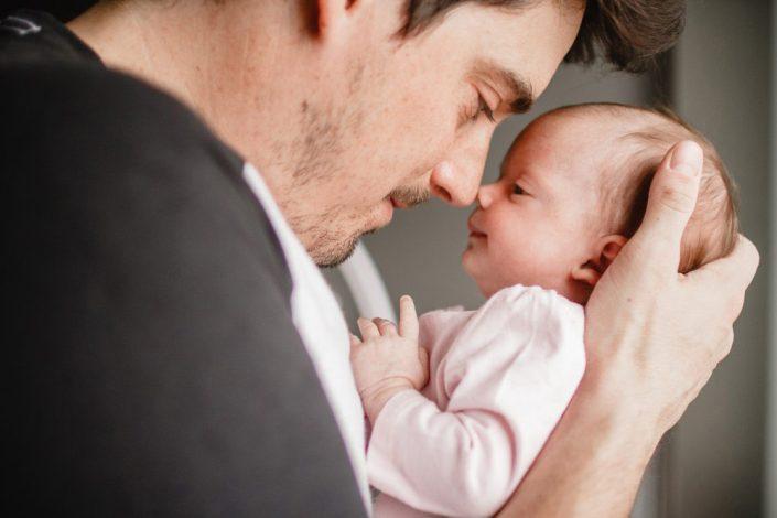Fotografiranje novorojenčka, družinsko fotografiranje, lifestyle fotografiranje © Anja Burgar Photography