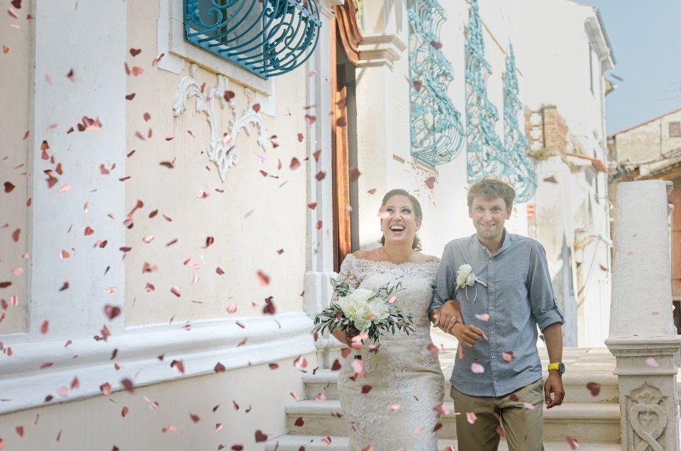 WEDDING PHOTOGRAPHY IN IZOLA | U & U