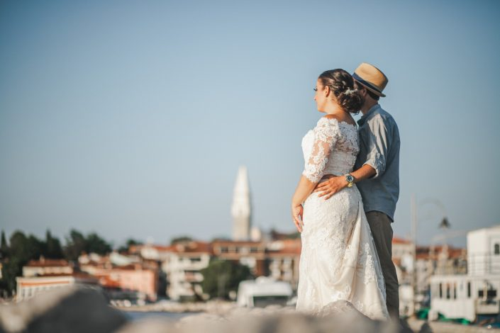 Poročna fotografija